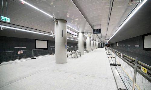 metro targówek, metro trocka, metro warszawa, II linia metra